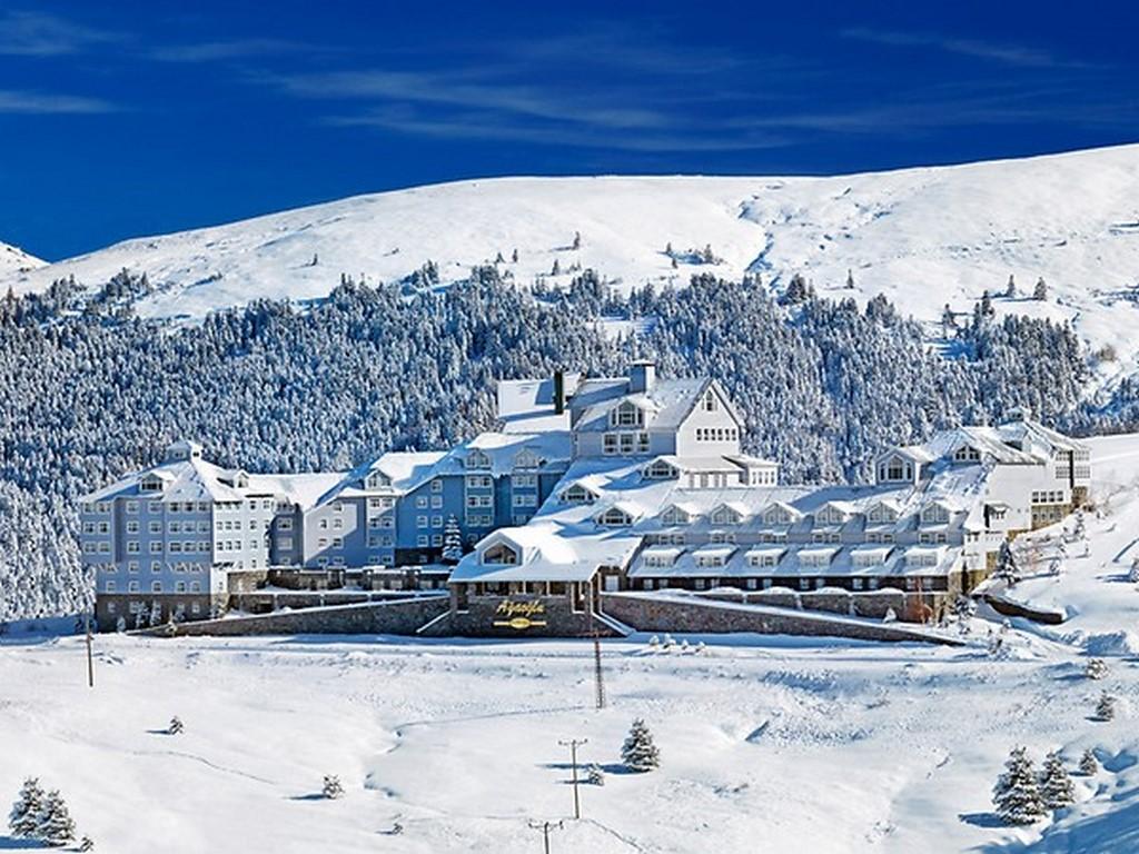 Ağaoğlu My Mountain Hotel