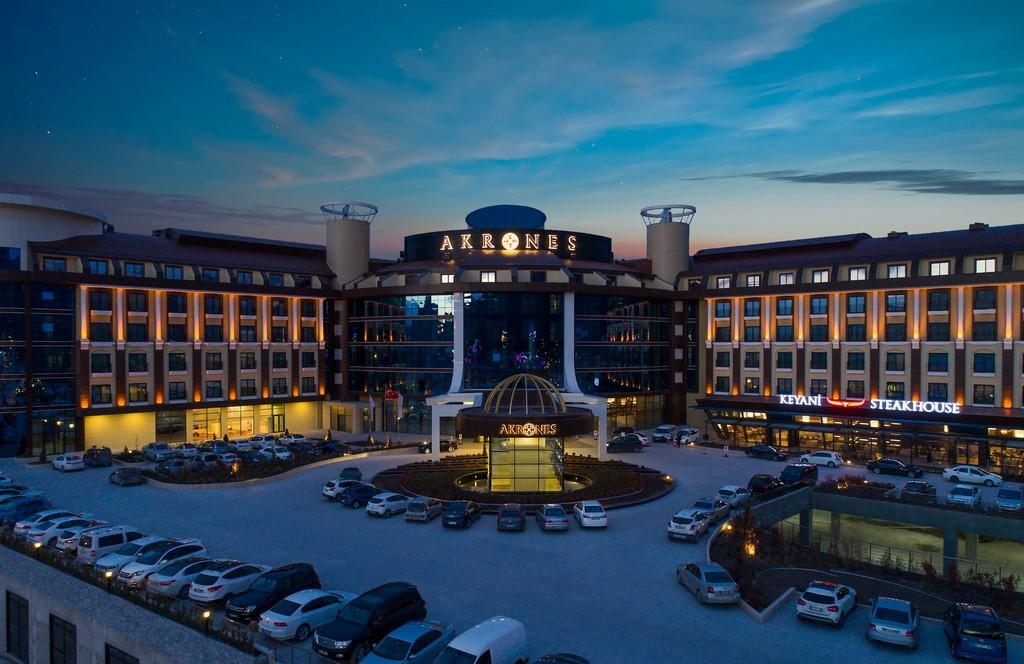 Akrones Hotel Afyon