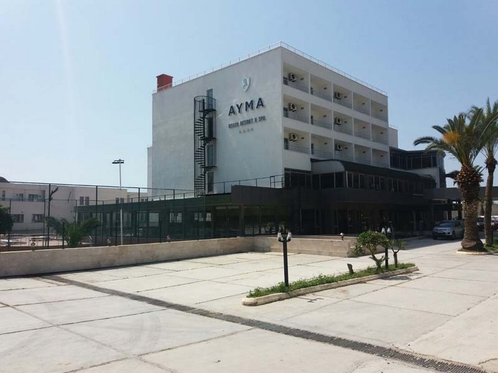 Ayma Hotel Beach Resort