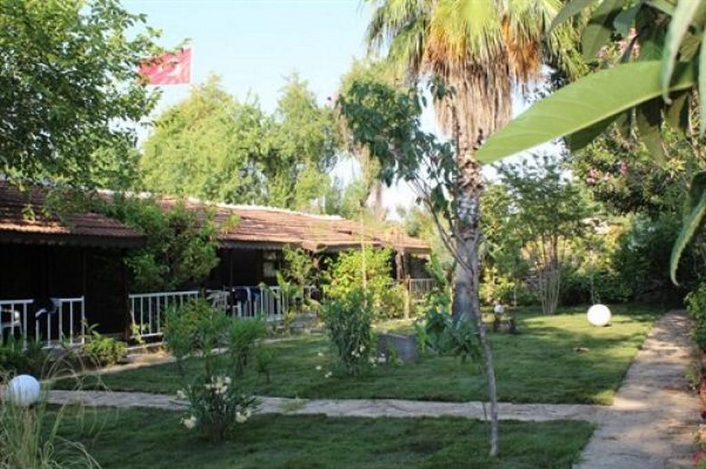 Botanik Park Hotel Side