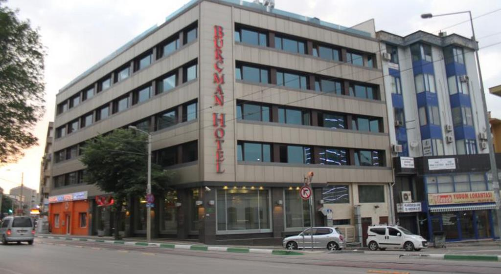 Burcman Hotel