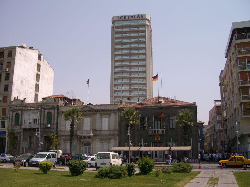 Ege Palas Hotel İzmir