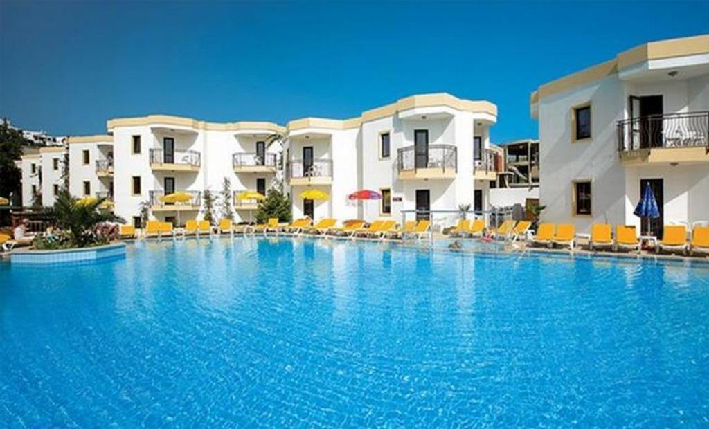 Ezel Beach Hotel