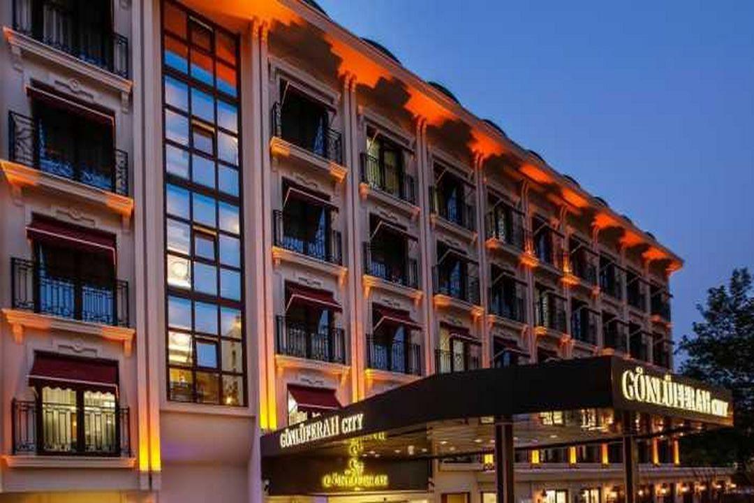 Hotel Gönlüferah City