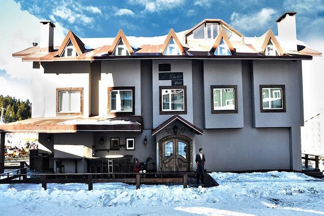 Le Chalet Yazıcı Hotel