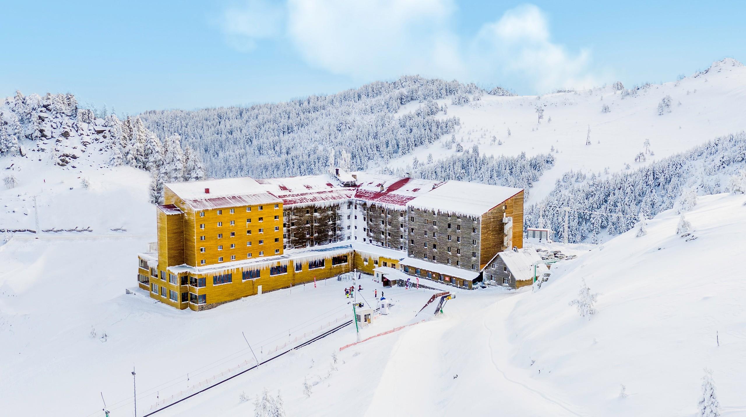 Dorukkaya Otel Ski & Mountain Resort