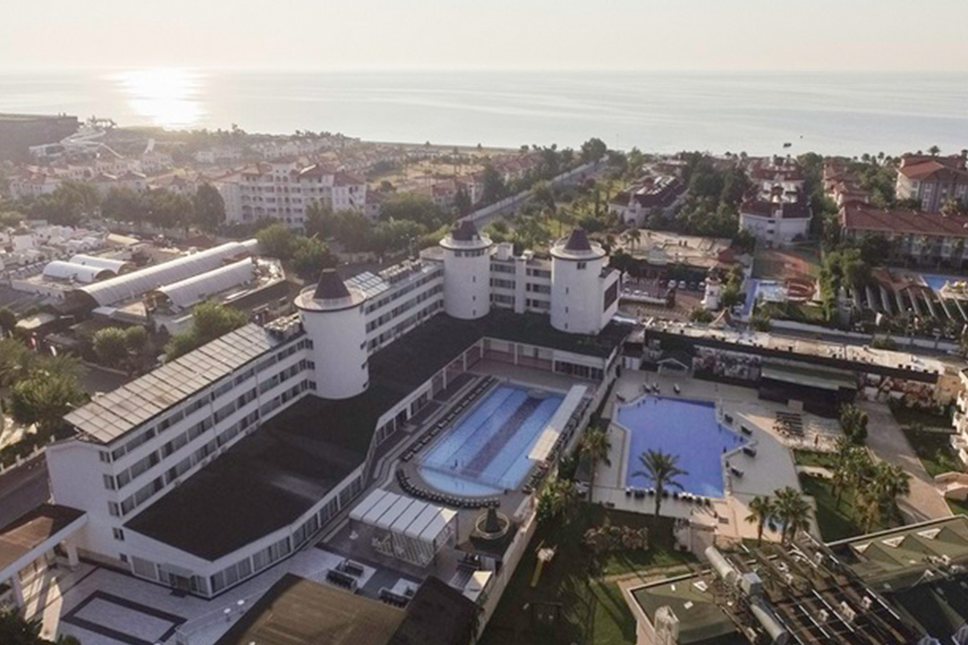 Palmet Resort Hotel Kiriş