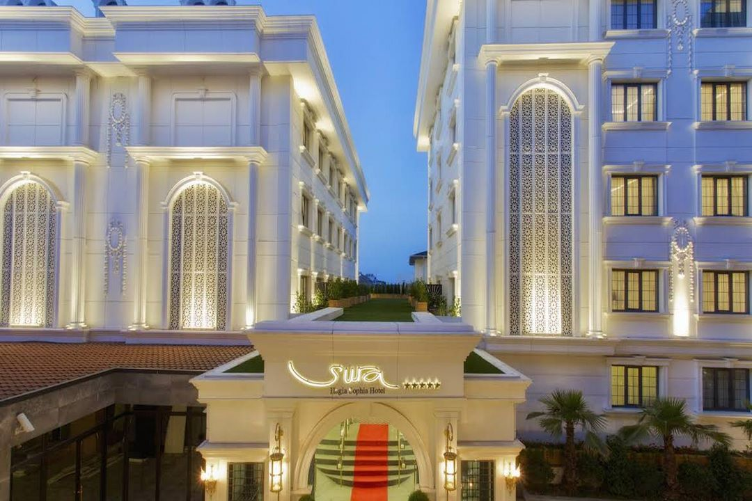 Sura Hagia Sophia Hotel & Spa