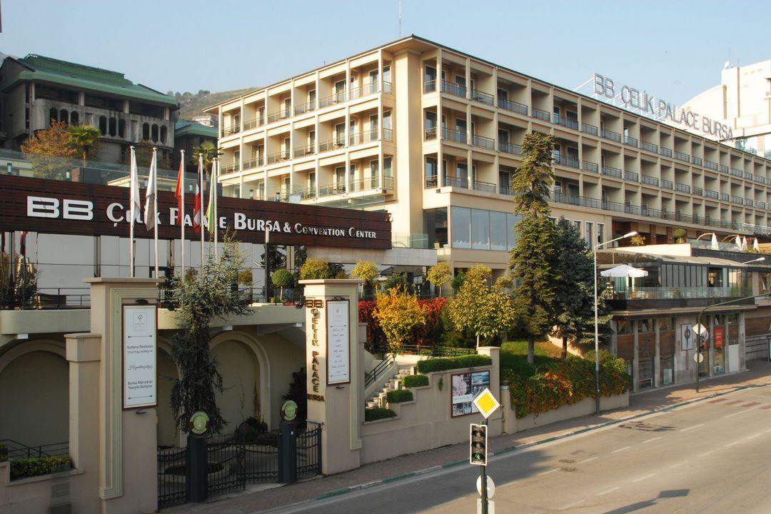 Çelik Palace Hotel Bursa