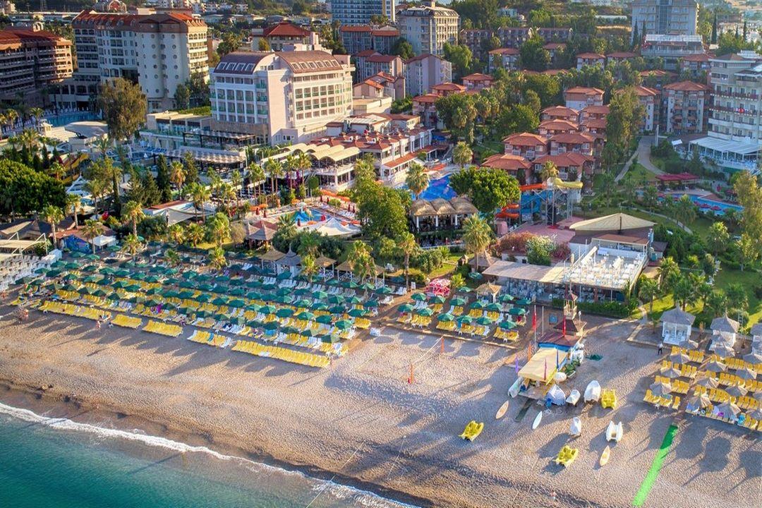 Justiniano Club Alanya Beach