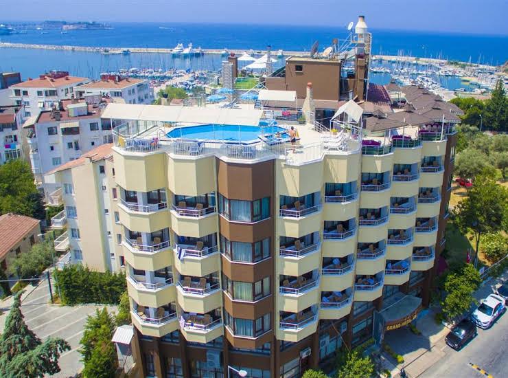 Grand Kurdoğlu Hotel