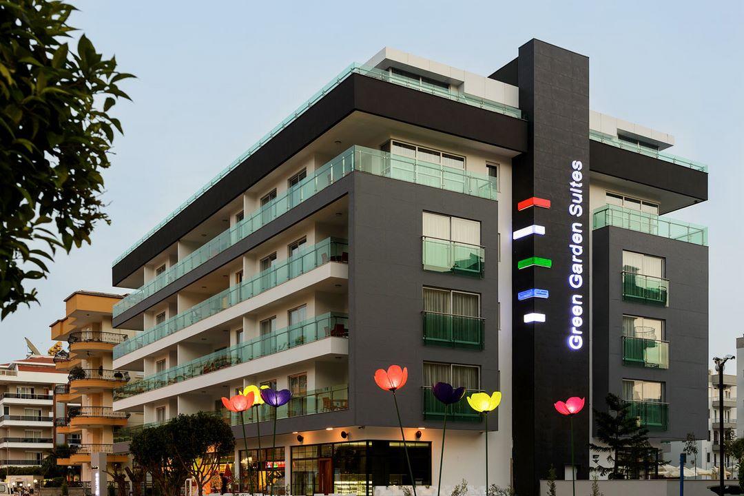 Green Garden Suite Residence Hotel