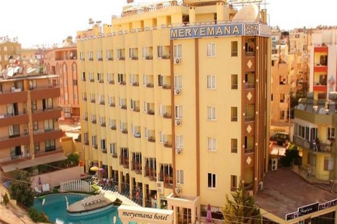 Meryemana Hotel Didim