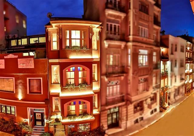 Faik Pasha Suites Apartments