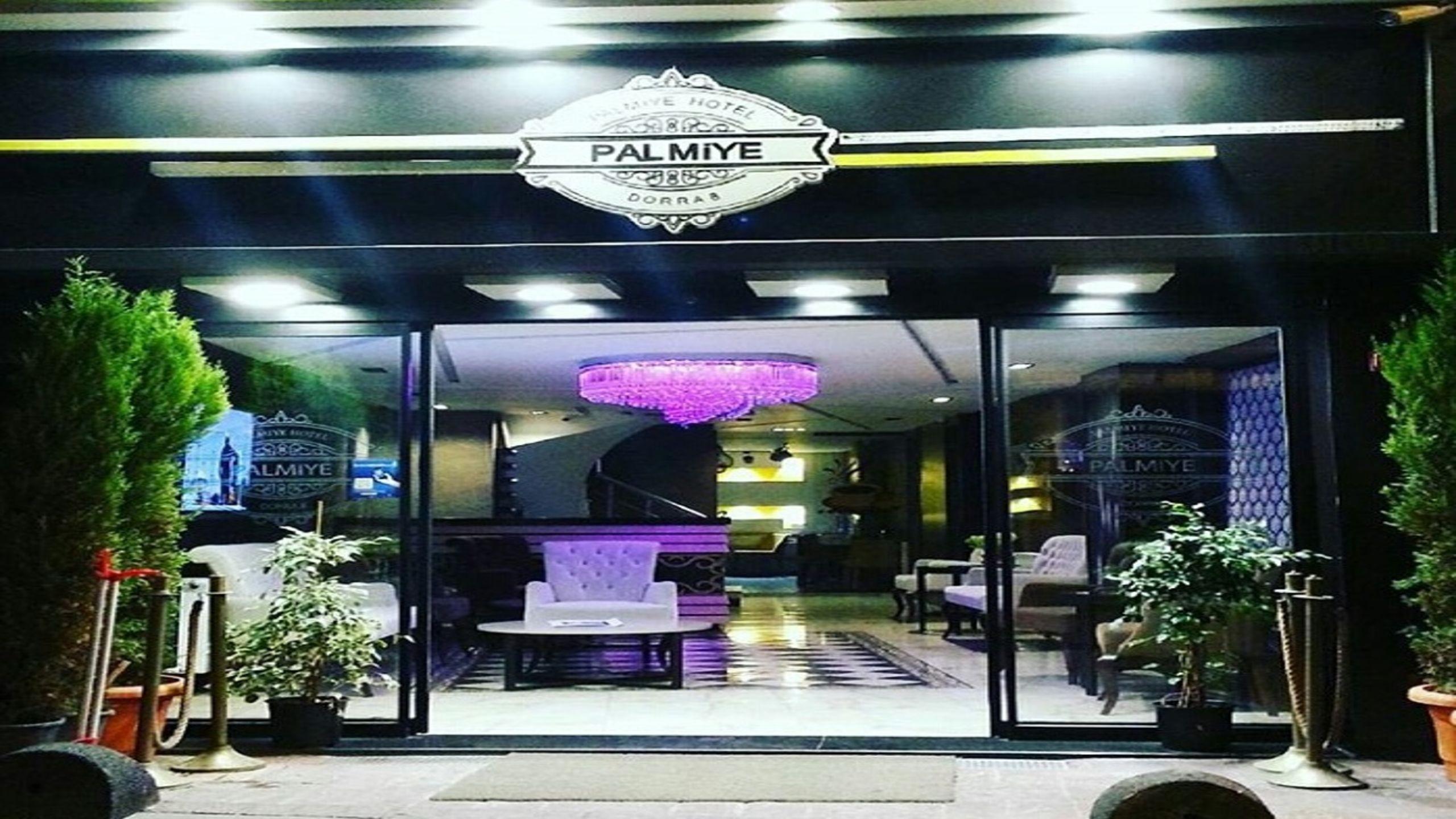 Palmiye Hotel Taksim
