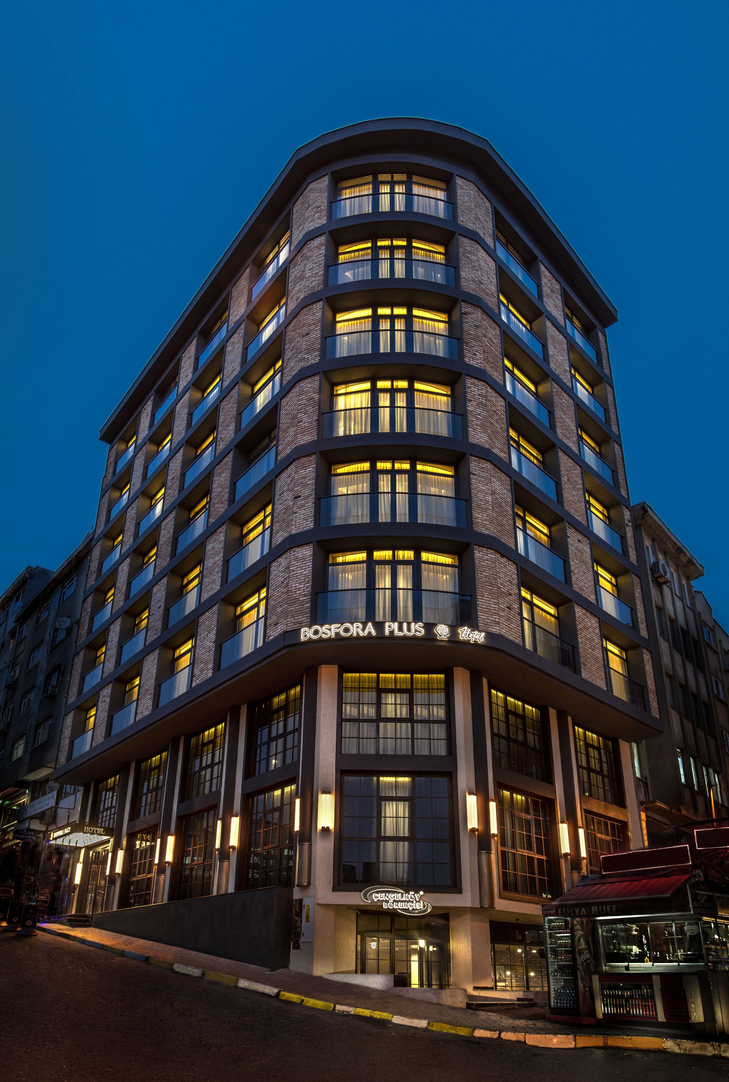 Hotel Bosfora Plus