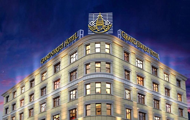 Grand Sirkeci Hotel