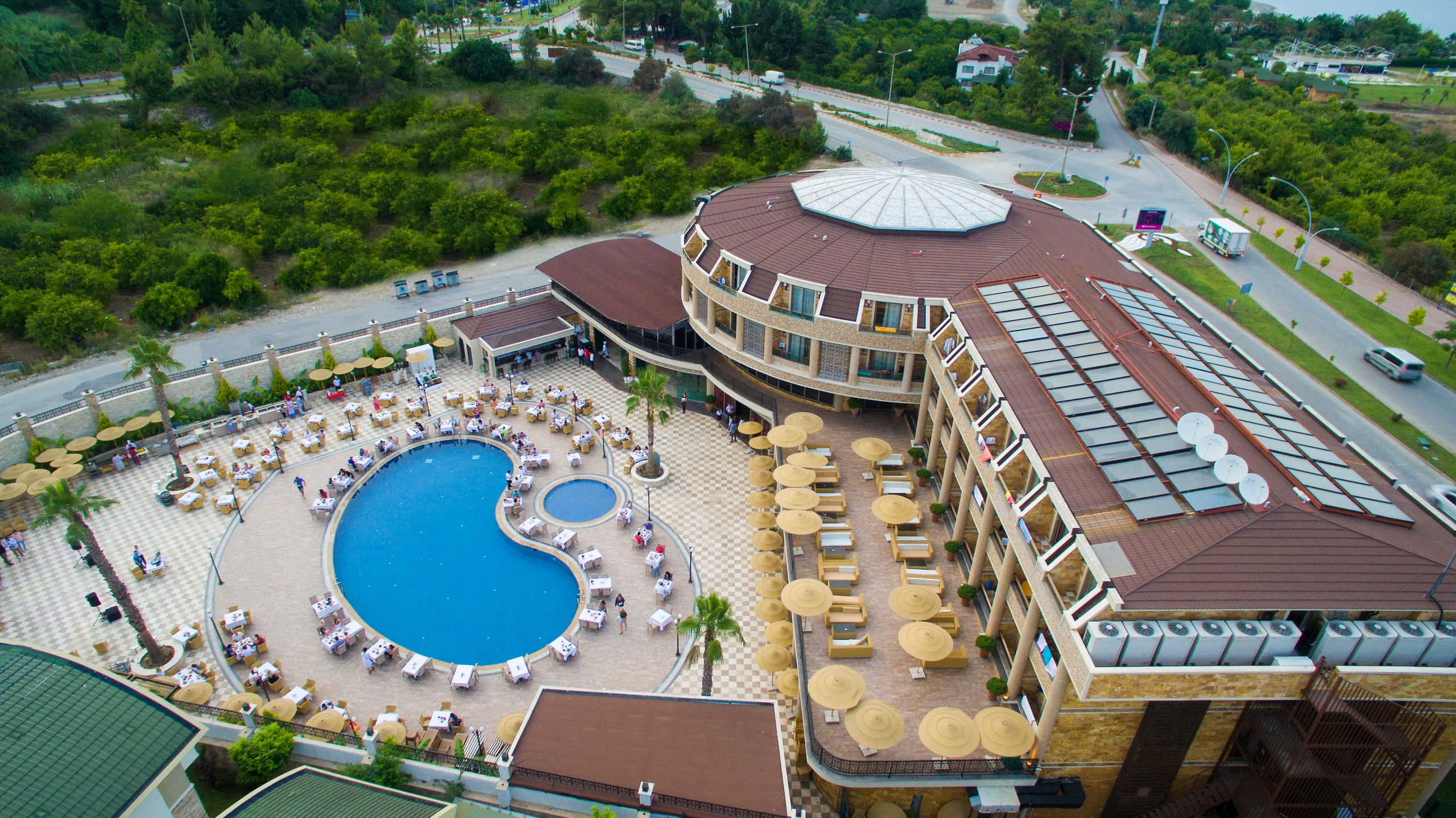 Elamir Resort Hotel Kemer