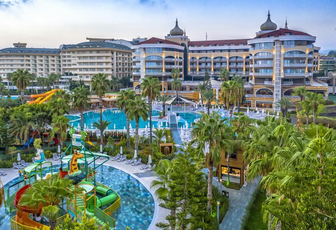 Kirman Arycanda De Luxe Resort
