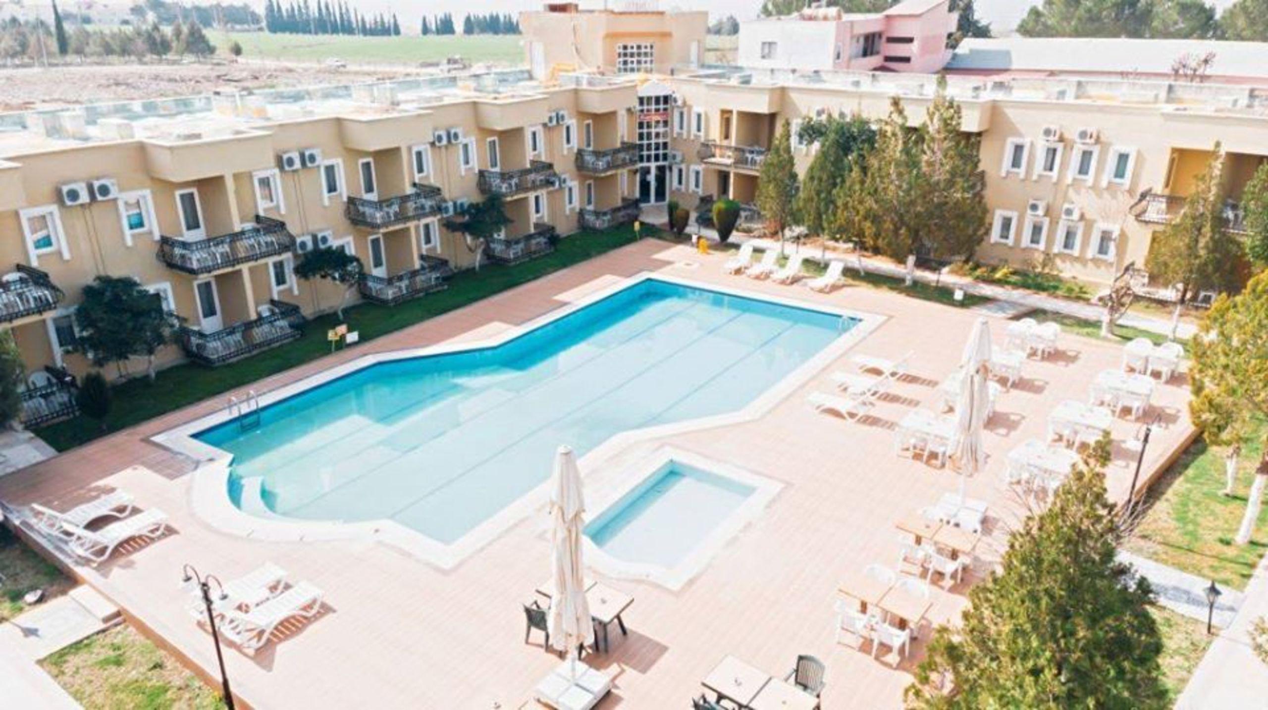 Şamdan Termal Otel