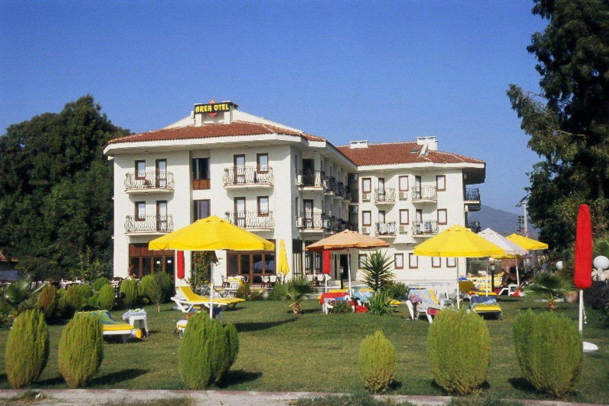 Area Hotel Fethiye