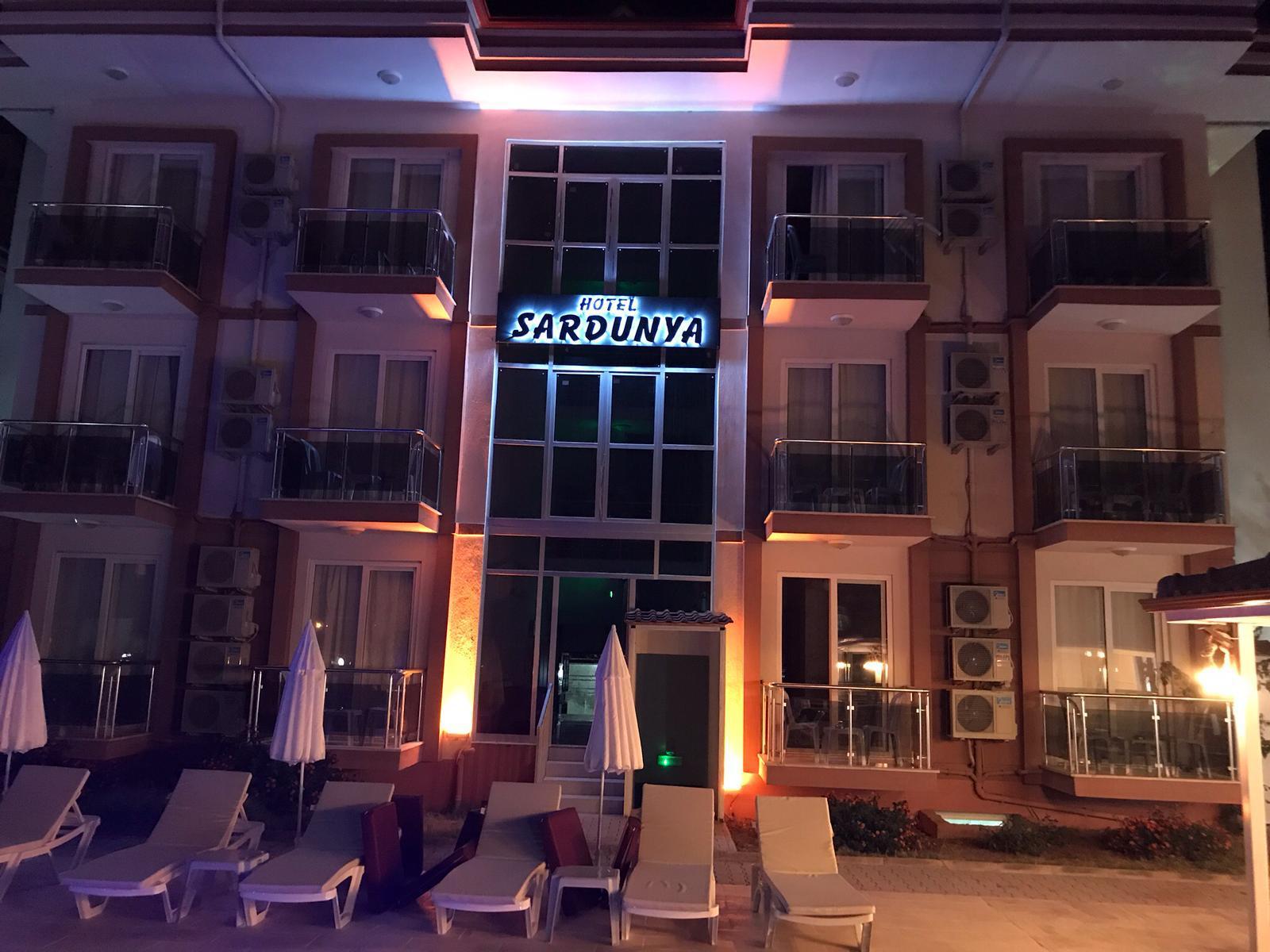 Sardunya Hotel Fethiye
