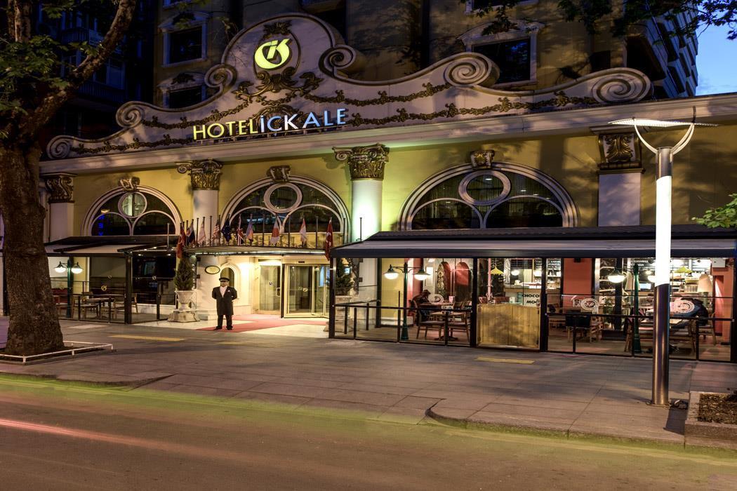 Hotel İçkale Ankara