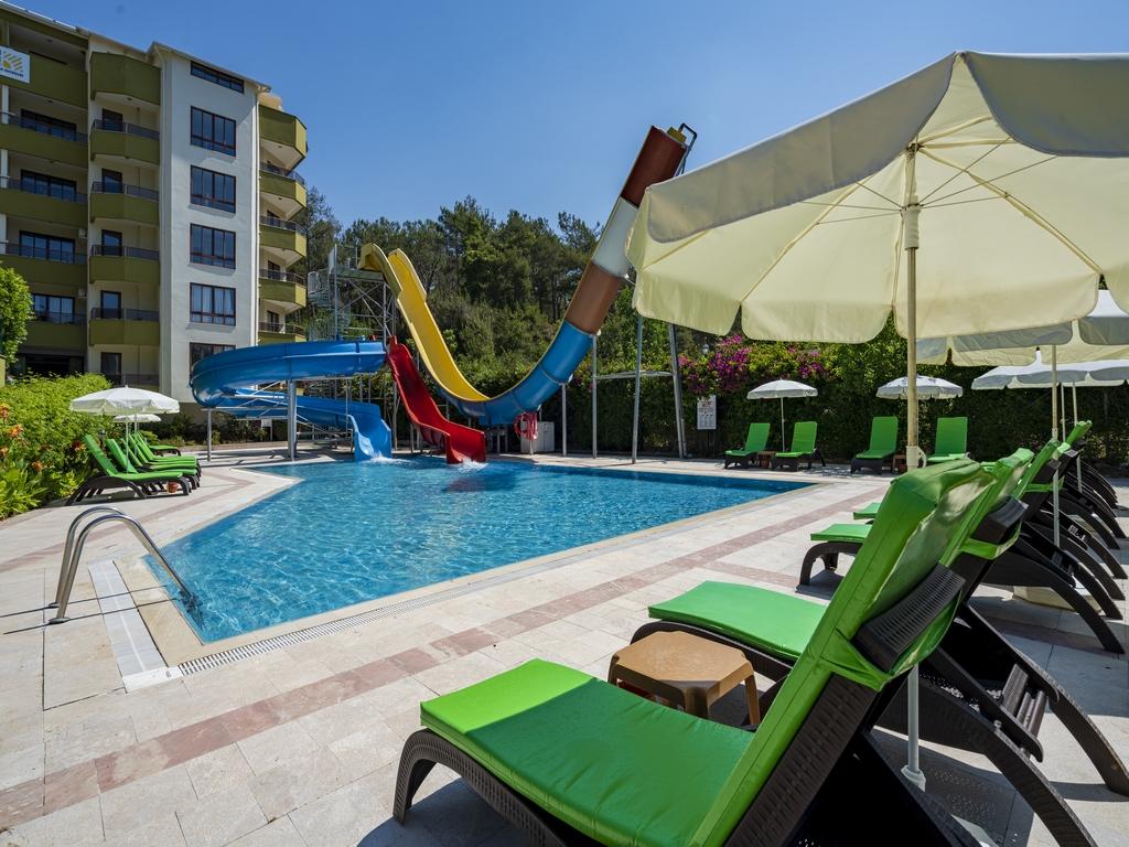 Miarosa İncekum Beach Resort | Ecctur.Com