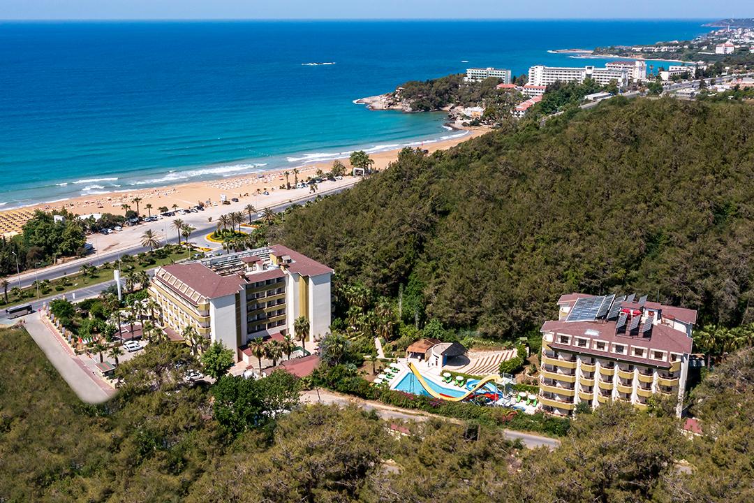 Miarosa İncekum Beach Resort