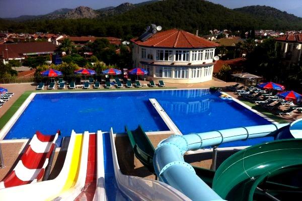 Gürol Aqua Resort Hotel & Apart