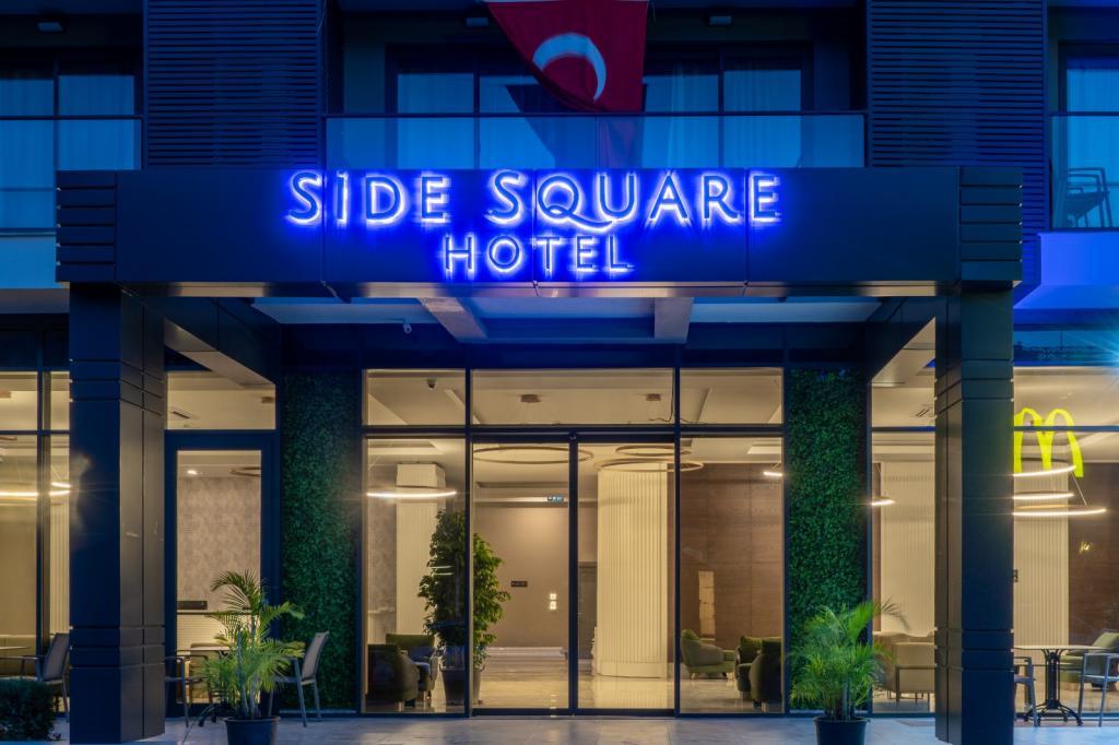 Side Square Hotel +16
