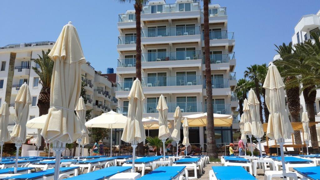 Marmaris Begonville Beach Hotel