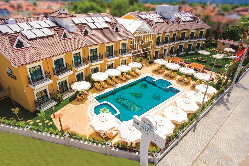 Michelangelo Boutıque Hotel