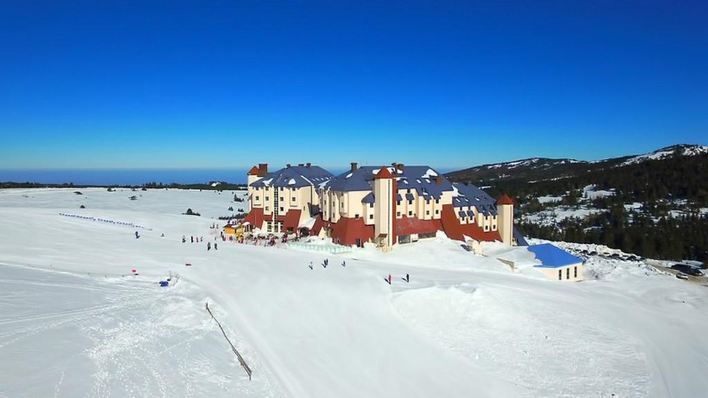 Monte Baia Hotel Uludağ