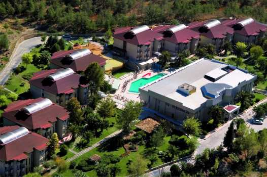 Pam Thermal Hotel Clinic & Spa -  Pamukkale