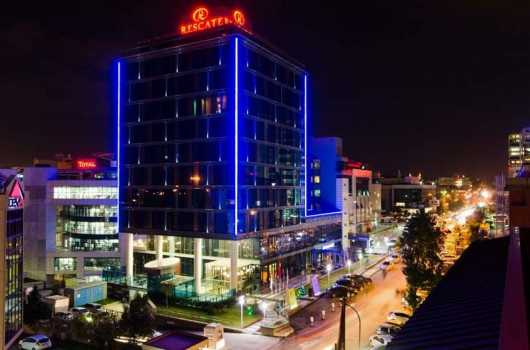 Rescate Hotel Asia Istanbul