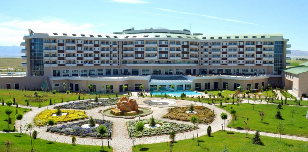 Safran Thermal Resort Hotel and Convention Center Hotel
