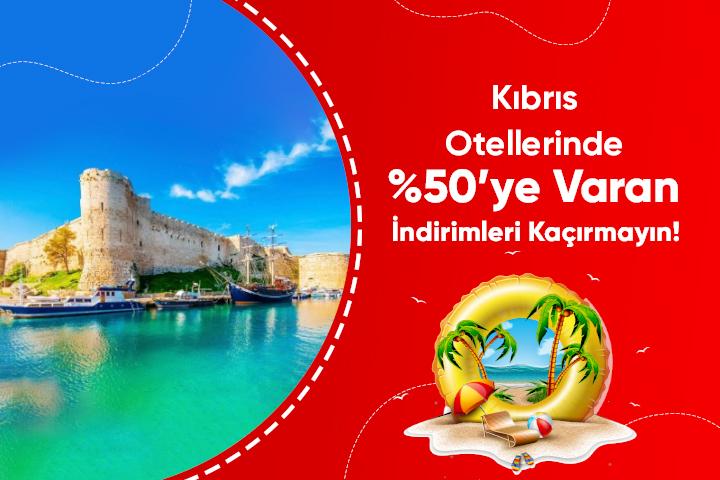 Kıbrıs Otellerinde Pye varan indirimleri kaçırmayın!
