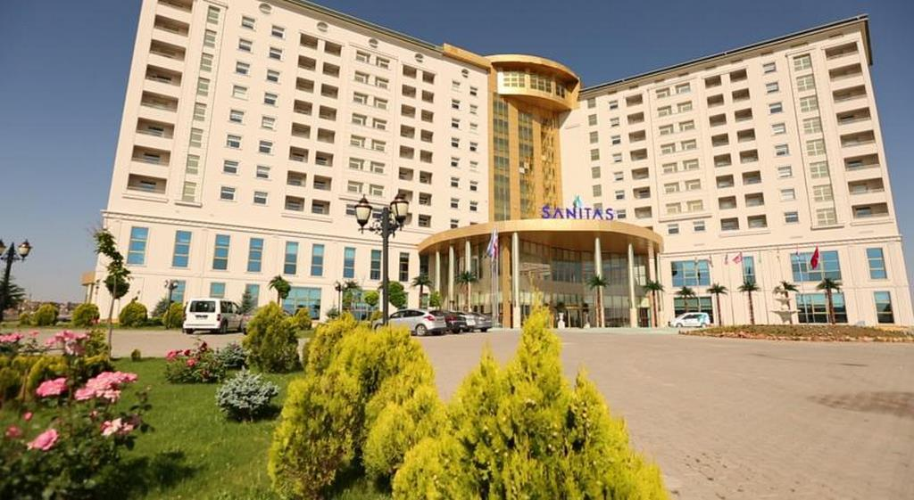 Kozaklı Sanitas Thermal Suites Hotel & SPA